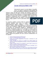 Administración de Proyectos PERT y CPM