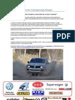 Previo Baja Andalucia 2011 Team Superwagen-Promyges