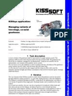 App 001 Gearbox Database