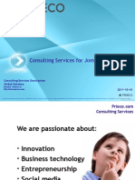 Prieco - Consulting Services for JomSocial - 2011-10-10