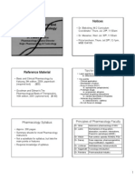 Ishac Pharmacology Intro