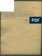 194X.xx.XX -- Fresco Letter of Commendation From Paul H. Kemmer, Colonel, Air Corps, Chief, Aircraft Laboratory