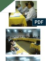 fotos 6º encontro do II Ciclo de Debates