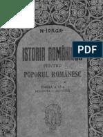 Istoria românilor pentru poporul romănesc