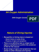 A Oxygen Administration