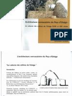 Architecture vernaculaire du Pays d'Uzège