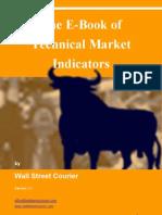 Finance - The eBook of Technical Market Indicators