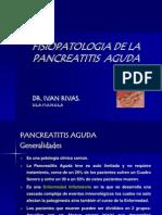 Fisiopatologia de La Pancreatitis Aguda