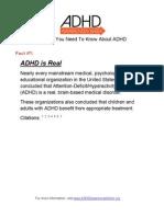 ADHDAwareness_2011_FactPosters