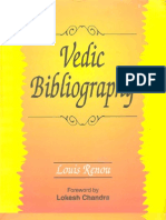 Vedic Bibliography By Louis Renou
