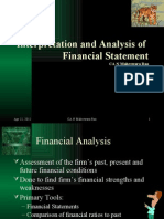 7 Financial Analysis