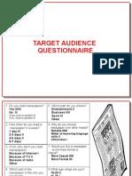 Newspaper Questionnaire