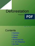defotestation