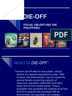 die off
