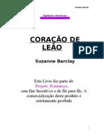Coração de Leão - Suzanne Barclay - Digitalizado