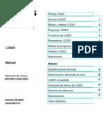 Curso Para Programar LOGO, De Siemens