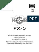 KGB FX-5