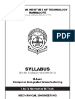 Mec CIM 2009 11 Syllabus