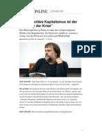 Slavoj Zizek Interview