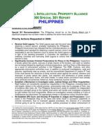 2006SPEC301PHILIPPINES