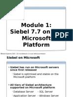 SiebelArchitectureontheMSPlatform