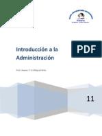 Introduccion a La Admin is Trac Ion