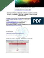 Manual de Ventas Para El Portal de Recargas y Servicios