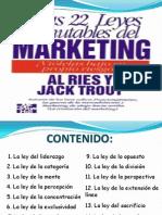 Las 22 Leyes Marketing