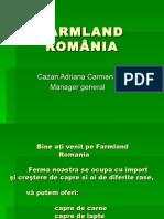Farmland Romania