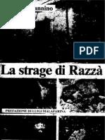 L. Malafarina, S. Mannino, La strage di Razzà