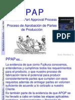 PPAP - Propio
