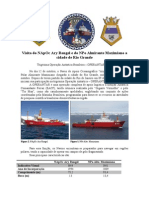 Dia 10 - Visita Do Ary Rongel e Do Almirante Maximiano