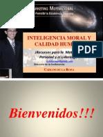Inteligencia Moral y Calidad Humana