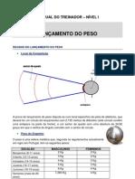Peso federação portuguesa de Atletismo