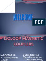 Isoloop Magnetic Coupler