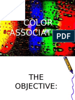COLOR ASSOCIATION