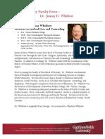 Jimmy D. Whitlow, Ph.D.