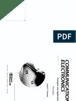 Book Communication Electronics 3rd Ed- Frenzel 2001