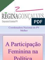 A Participação Feminina na Política