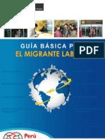 Guía Básica para el Migrante Laboral
