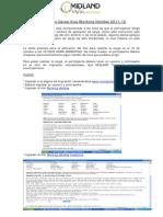 MIDLAND WORK and TRAVEL- Instructivo Carga Visa Working Holiday 2011