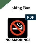 Smoking Ban(recorrect)