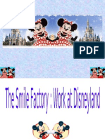 S04b - The Smile Factory Work at Disneyland