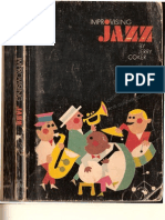 Jerry Cocer -IMPROVISING JAZZ