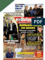 LE BUTEUR PDF du 11/10/2011