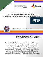 CONOCIMIENTOS SOBRE PROTECCI+ôN CIVIL