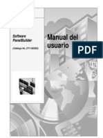 IyCnet Panel Builder 32 Manual Usuario