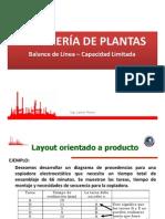 [Ing Plantas 2011] Clase 4 BL -Capacidad Limitada