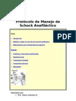Shock Anafilactico