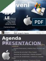 Analisis Financiero de Apple